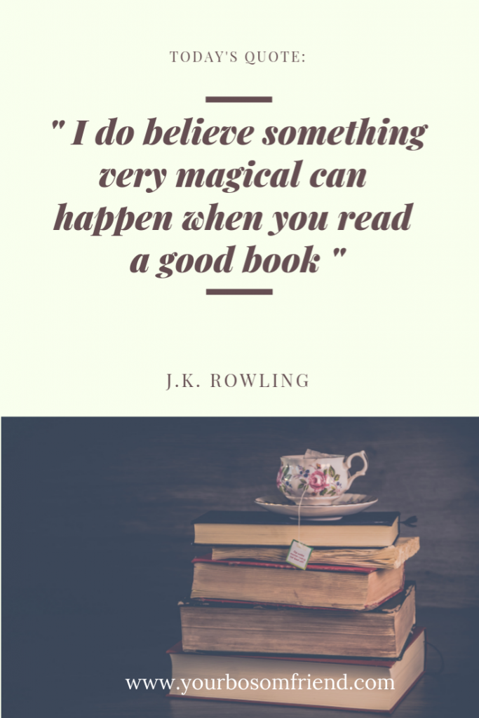 30 Bookworm Quotes For Ultimate Book Lovers! | Your Bosom Friend