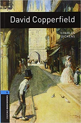 Easy English books to learn English: David Copperfield.