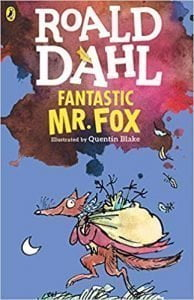 Easy English books: Fantastic Mr.fox