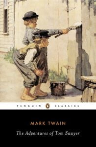 Easy Guide: How to learn English by reading : The Adventures of Tom Sawyer