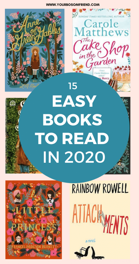 15 books to read now in 2020 and where to find them!