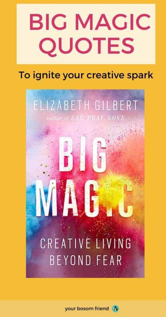 19 Quotes from Elizabeth Gilbert That Can Ignite Your Creative Spark