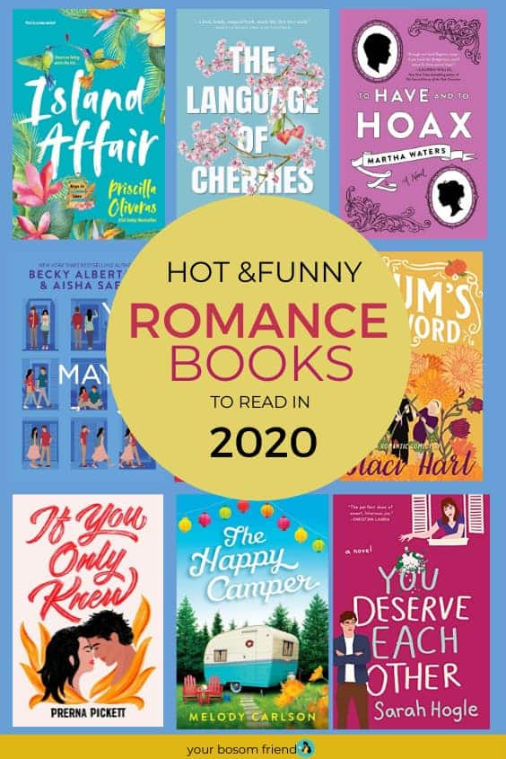 12 Feel-Good Romance Books of 2020 that You Should Start Reading Right Away